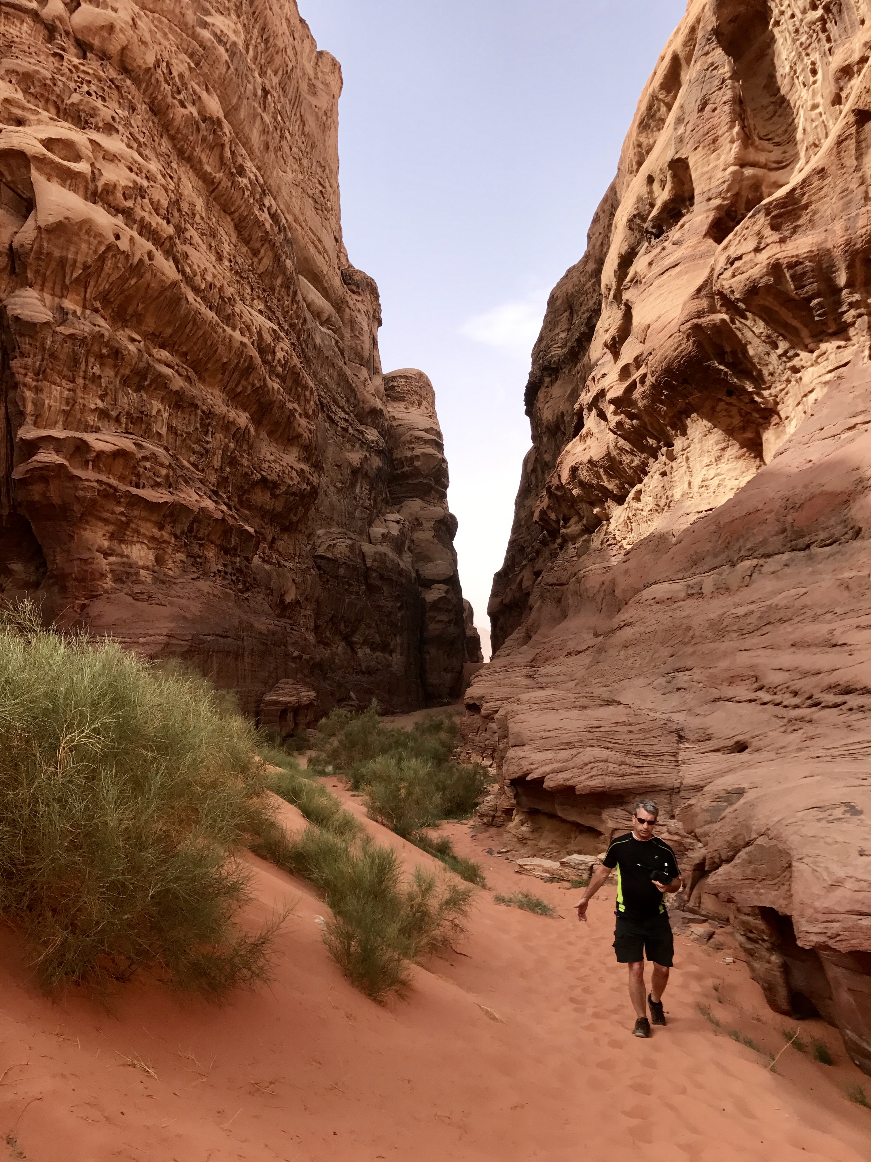 The canyons of Wadi Rum | the land of Jordan in the bible and photos from our trip through Jordan and Israel, touring the holy land
